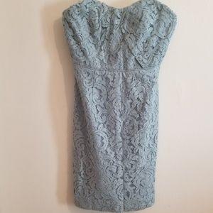 J. Crew lace dress
